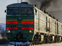 Repair of railway transport and rolling stock