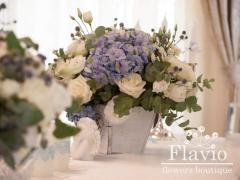 Оформление цветами свадеб и других торжеств
