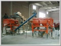 Services in repair of the vibroequipment of