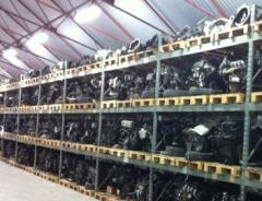 Second-hand spare parts to diesel cars in Cherkasy