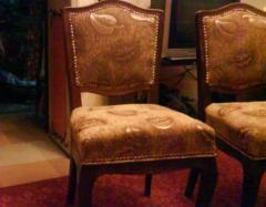 Перетяжка стульев Днепропетровск
