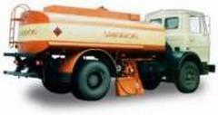 Перевозка нефтехимической продукции