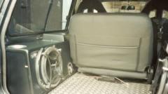 Ремонт обивки автотранспортных средств