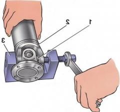 Bearing press fitting