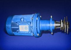 Major repair of the pump