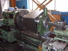Turning works Dnipropetrovsk