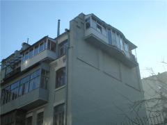 Making of balconies