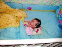 Ремонт детских кроваток