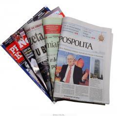 Дизайн рекламного блока в прессу