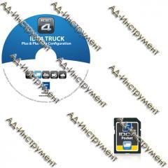 The TEXA IDC4 Truck updating, installation,