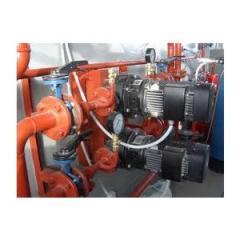 Монтаж обособленных систем отопления