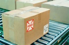 Organisation von Crossdocking und Distribution