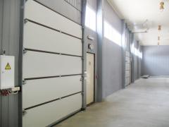 Аренда складов и производственных помещений киев