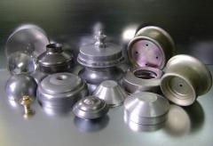 Rotational extract of metal