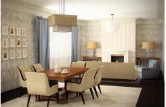 Дизайн дома в стиле Ар-деко