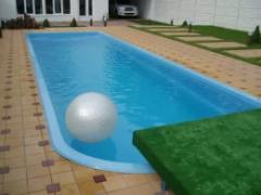 Услуги по строительству плавательных бассейнов, плавательный басейн под ключь, басейны, строительство бассейнов Луцк.