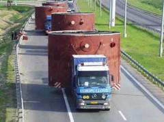 소형 화물의 운송