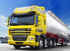Перевозка промышленных грузов