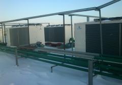 Монтаж теплового насоса от специалистов