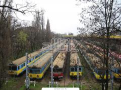 Logistics on railway transpor