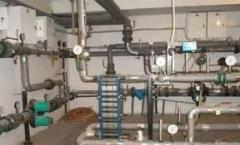 Проектирование систем отопления Чернигов,Украина