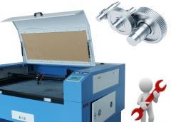 Ремонт ткацких, прядильных, мотальных станков и оборудования легкой промышленности