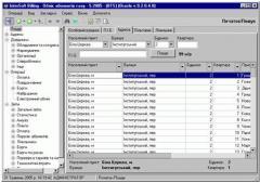 Автоматизированная система расчетов с потребителями природного газа от фирмы Интерсофт
