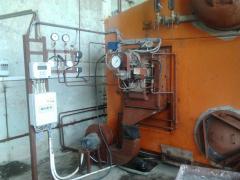 Ремонт и наладка промышленного и бытового газ.оборудования