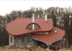 Строительство дома, коттеджа под ключ. Кременчуг, Полтавская обл.