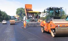 Reconstruction of roads, repair Dnipropetrovsk,