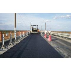 Construction of highways, roads, runways |
