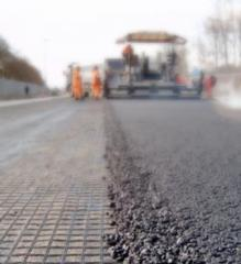 Construction of roads from