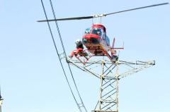 Ремонт и обслуживание высоковольтных, воздушных