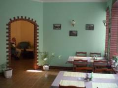Кафетерий в гостинице