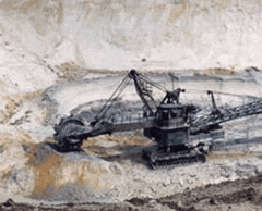 Production of kaolins, refractory and bentonite