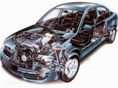 Ремонт деталей к автомобилям
