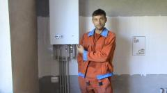 Установить заменить двухконтурный газовый котел