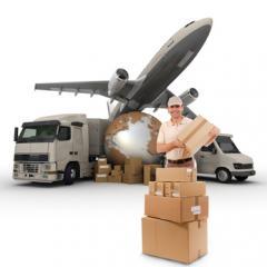 Доставка товаров из Англии в Украину