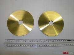 Molding of LS 59, L brass 63, LAZHMTS Kharkiv