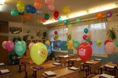 Registration by balloons | Children's