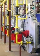 Проектирование котельных на газообразном топливе,Чернигов,Украина