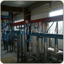 Construction and installation of boiler rooms