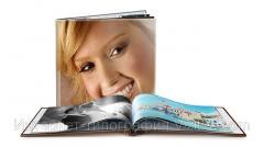Фотокнига Квадрат 28х28 см. 24-200 стр.