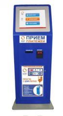 Установка платежных систем, установка платежных терминалов, установка терминала