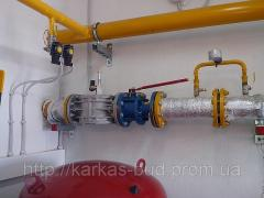 Service of systems of gas supply | Installation of