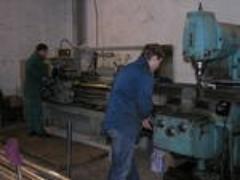 Frezerovochny services in Poltava, milling works,