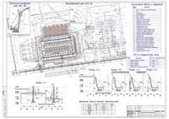 Разработка проектов организации строительства  (ПОС) и проектов производства работ  (ППР)