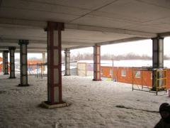 Разработка проектов усиления конструкций эксплуатируемых объектов гражданского и промышленного назначения