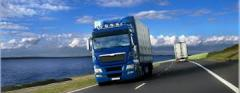 We provide services in transportation of goods