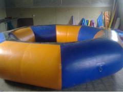 Naprawa basenów dmuchanych